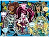 CLEMENTONI PUZZLE 250 MONSTER HIGH (29648)