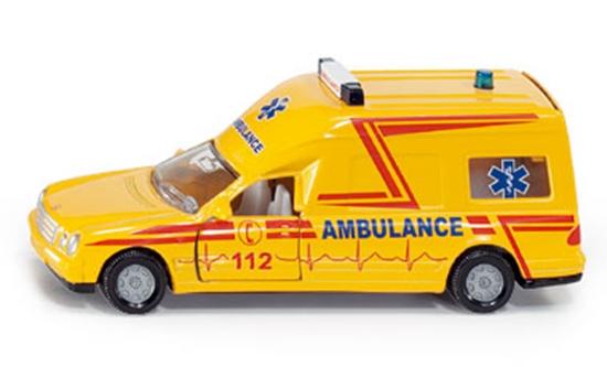 SIKU 1931 Ambulans