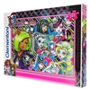 CLEMENTONI PUZZLE 500 MONSTER HIGH (30120)