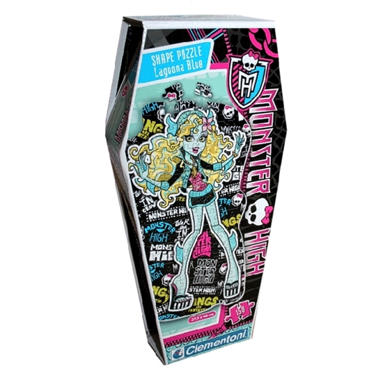 CLEMENTONI PUZZLE 150 MONSTER HIGH (27533)