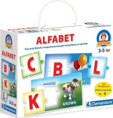 CLEMENTONI GRA ALFABET (60696)