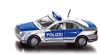 SIKU MERCEDES - POLICJA (1362)