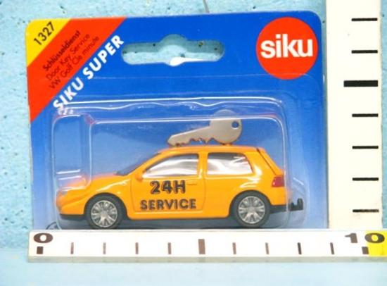 SIKU 1327 Samochód Ślusarza