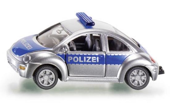 SIKU NEW BEETLE - POLICJA (1361)