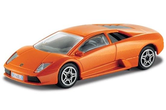 Bburago 30067 Lamborghini Murcielago 1:43 - pomarańczowy