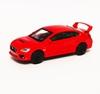 Bburago 30393 Subaru WRX STI 2017 1:43 - czerwony