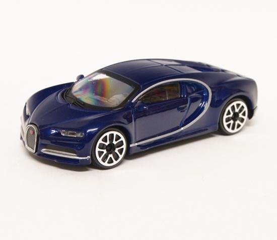Bburago 30348 Bugatti Chiron 1:43 - ganatowy