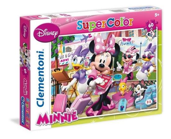 Clementoni Puzzle 60el Minnie 26900 (26900 CLEMENTONI)