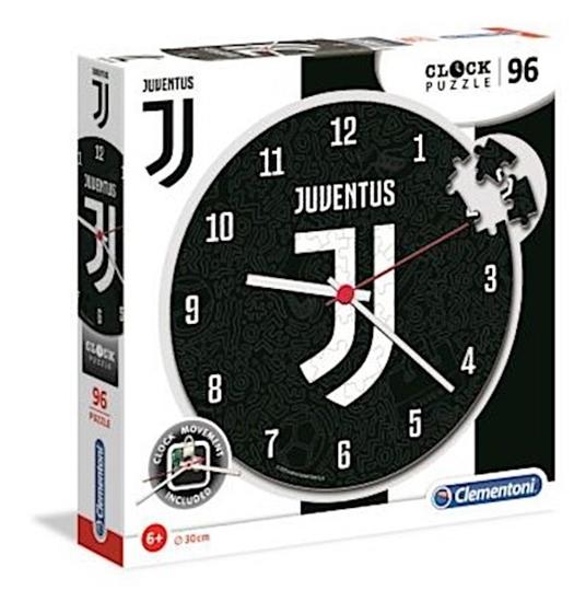 Puzzle zegar 96 elementów Juventus 2018 (GXP-702068)