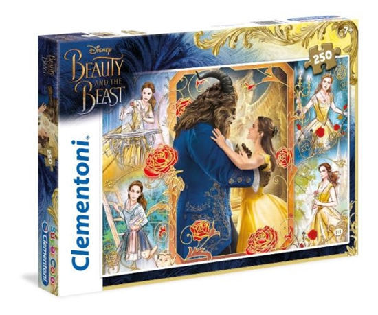 Clementoni Puzzle 250el The Beauty and the Beast 29743 (29743 CLEMENTONI)
