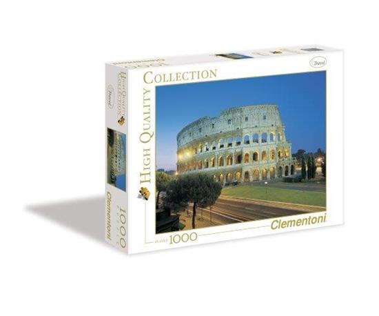 Clementoni Puzzle 1000el Rzym Koloseum 30768 (30768 CLEMENTONI)