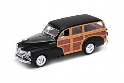 Model kolekcjonerski 1948 Chevrolet Fleetmaster, czarny (GXP-719875)