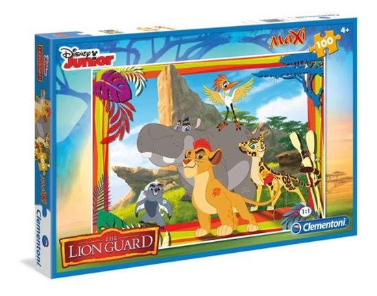 Clementoni 100 Maxi Lion Guard (07526 CLEMENTONI)