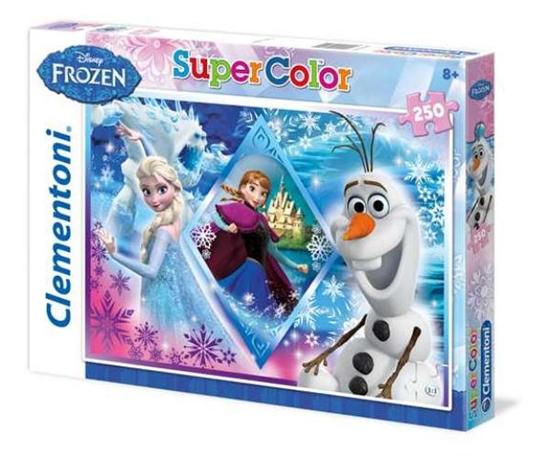 Clementoni Puzzle 250el Frozen 29711 (29711 CLEMENTONI)