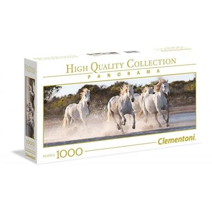 1000 elementów Panorama High Quality Running Horses (GXP-629966)