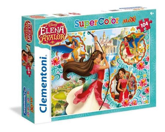 Clementoni Puzzle 104el Elena di Avalor 24479 (24479 CLEMENTONI)