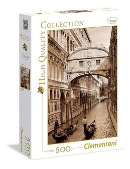 Clementoni Puzzle 500 el HQ Venezia 35005 (35005 CLEMENTONI)