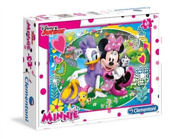 Clementoni Puzzle 60el Minnie Little Helpers 08428 (08428 CLEMENTONI)