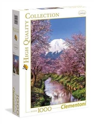 1000 elementów High Quality Fuji Mountain (GXP-629951)