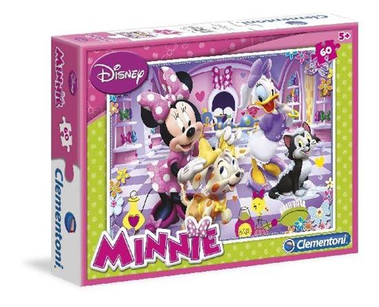 Clementoni Puzzle 60el Minnie 08407 (08407 CLEMENTONI)