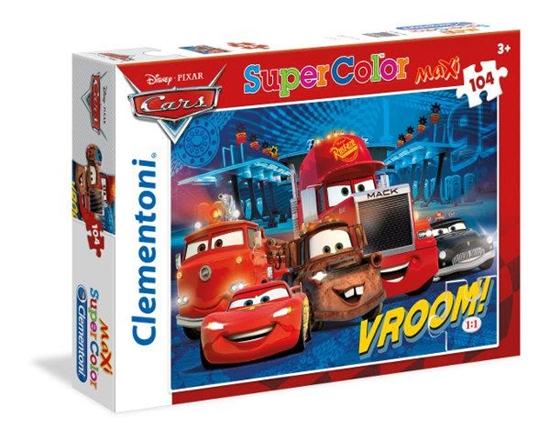 Clemantoni 104 Maxi Cars (23669 CLEMENTONI)