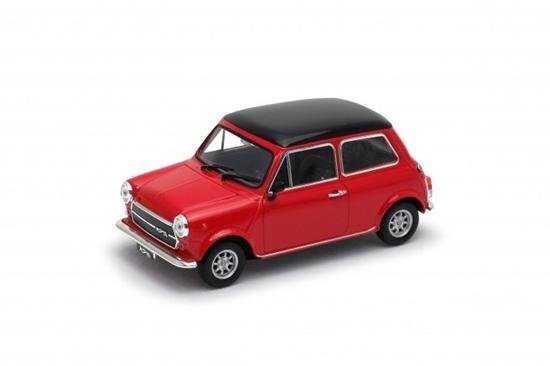 Model kolekcjonerski Mini Cooper 1300, czerwony (GXP-719888)