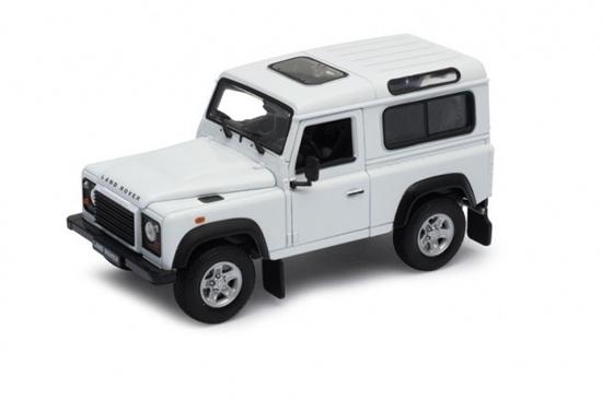 Model kolekcjonerski Land Rover Defender, biały (GXP-719889)