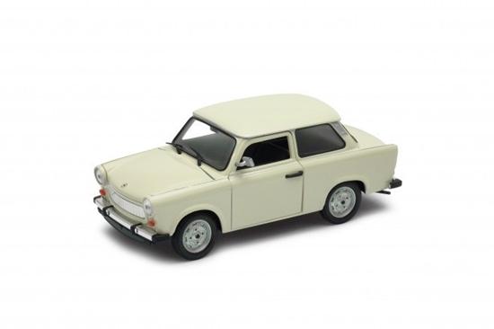 Model kolekcjonerski Trabant 601, kremowy (GXP-719907)