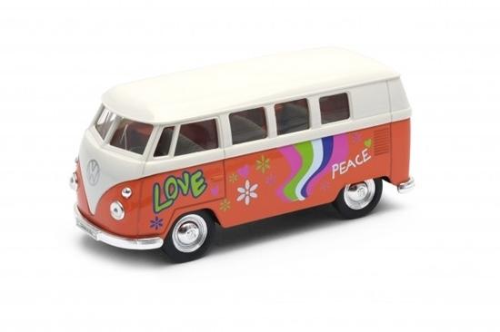 Volkswagen 1963 T1 Bus 1/34 (GXP-631974)