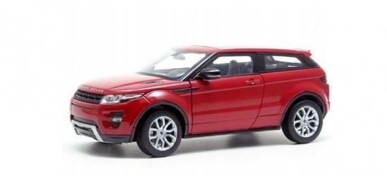 Model kolekcjonerski Land Rover Range Rover Evoque, czerwony (GXP-719902)