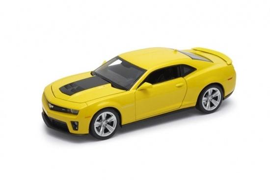 Model kolekcjonerski Chevrolet Camaro ZL1, żółty (GXP-719909)