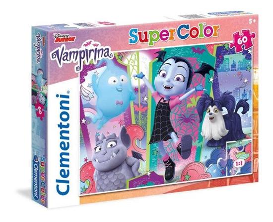 Clementoni Puzzle 60el Vampirina 26988 (26988 CLEMENTONI)
