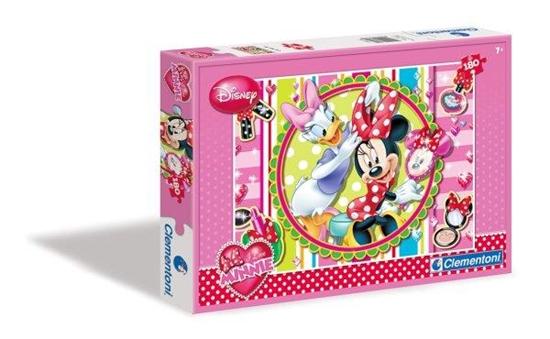 Clementoni Puzzle 180el Minnie 07313 (07313 CLEMENTONI)