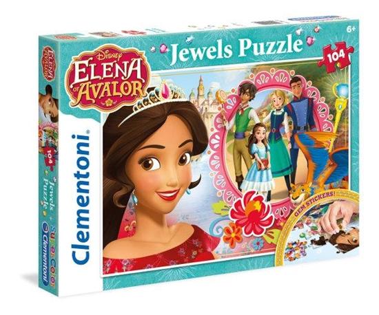 Clementoni Puzzle 104el Elena di Avalor 20142 (20142 CLEMENTONI)