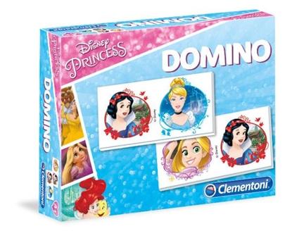 Clementoni Domino Księżniczki 18003  p8, cena za 1szt. (18003 CLEMENTONI)