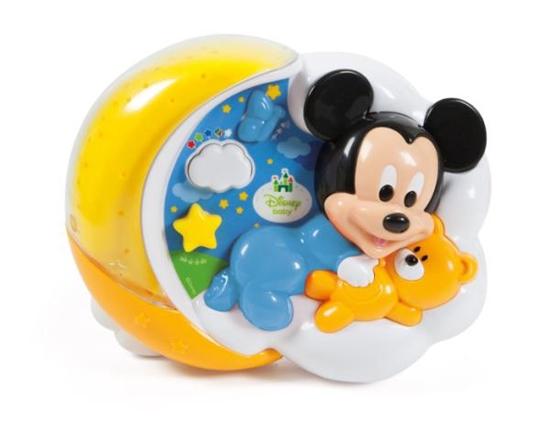 Clementoni Baby Projektor Myszki Miki 17095 (17095 CLEMENTONI)