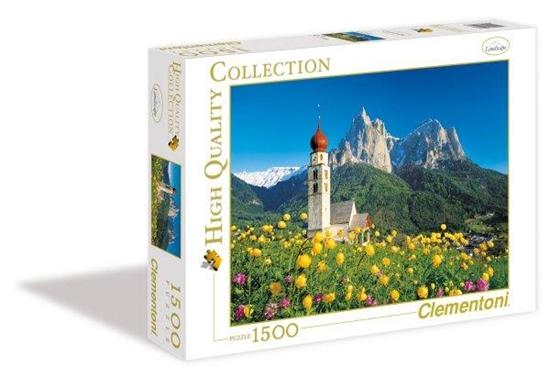 Clementoni Puzzle 1500el Trentino 31997 (31997 CLEMENTONI)