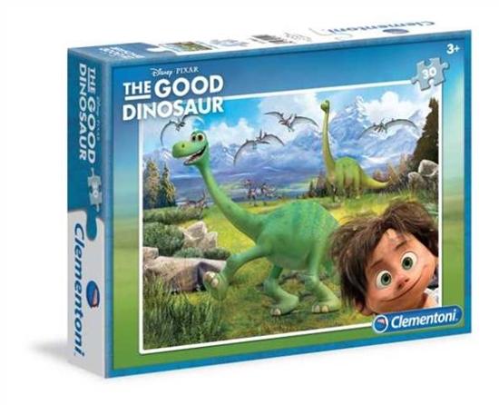 PROMO Clementoni Puzzle 30 el. SL Good Dino  08507 (08507 CLEMENTONI)