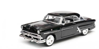 Model kolekcjonerski 1953 Ford Victoria czarny (GXP-719498)