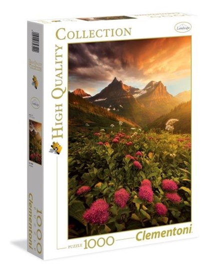 PROMO Clementoni Puzzle 1000el HQ As it fades 39329 (39329 CLEMENTONI)
