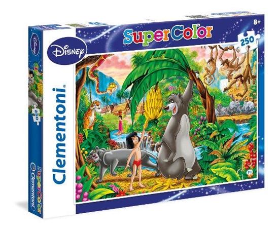 Clementoni Puzzle 250el The Jungle Book 29713 (29713 CLEMENTONI)