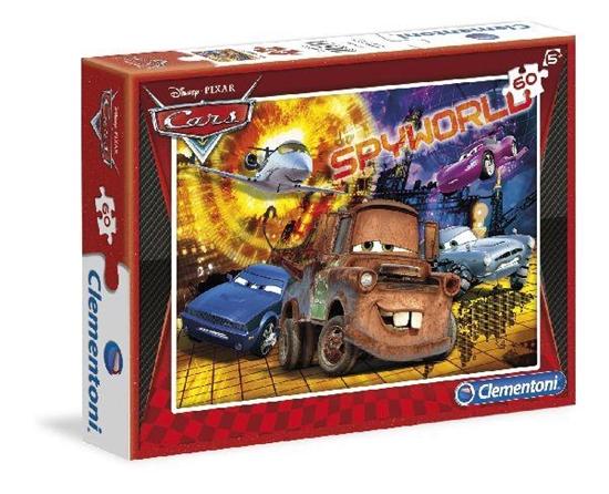 Clementoni Puzzle 60el Cars 08401 (08401 CLEMENTONI)