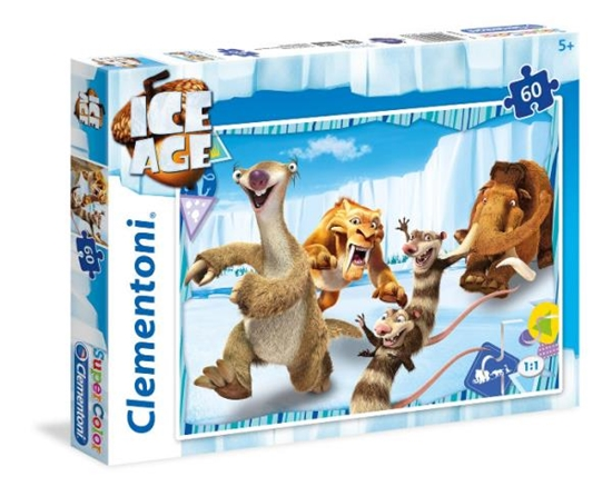 Clementoni Puzzle 60el Ice Age Classic 26968 (26968 CLEMENTONI)