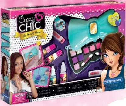 Clementoni Crazy chic Studio makijażu 78222 (78222 CLEMENTONI)