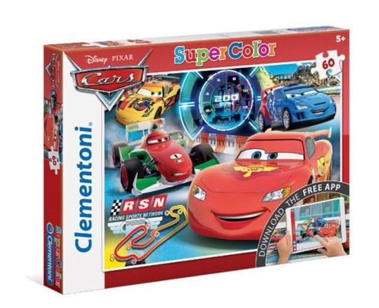 Clementoni Puzzle 60el Cars 26939 (26939 CLEMENTONI)