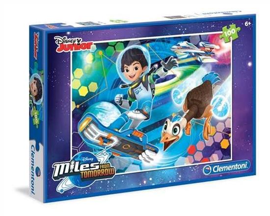 PROMO Clementoni Puzzle 100 el. SL Miles from Tomorrowland 07239 (07239 CLEMENTONI)