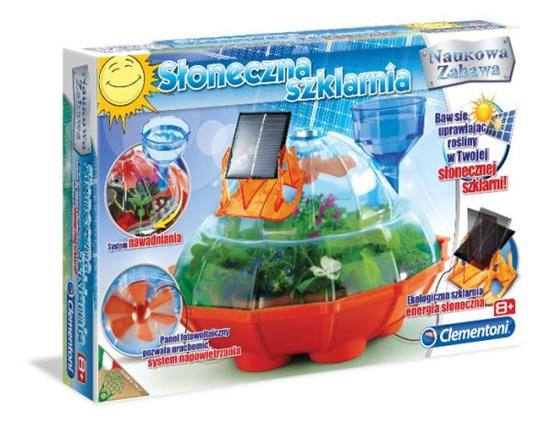 Clementoni Słoneczna szklarnia 60594 (60594 CLEMENTONI)
