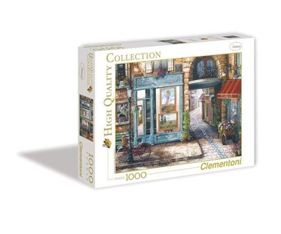 Clementoni Puzzle 1000el Galeries des Arts 39229 (39229 CLEMENTONI)