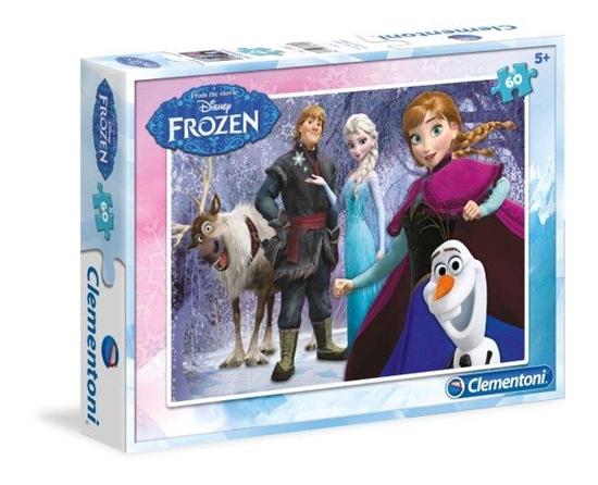 Clementoni Puzzle 60el Frozen 2 08413 (08413 CLEMENTONI)