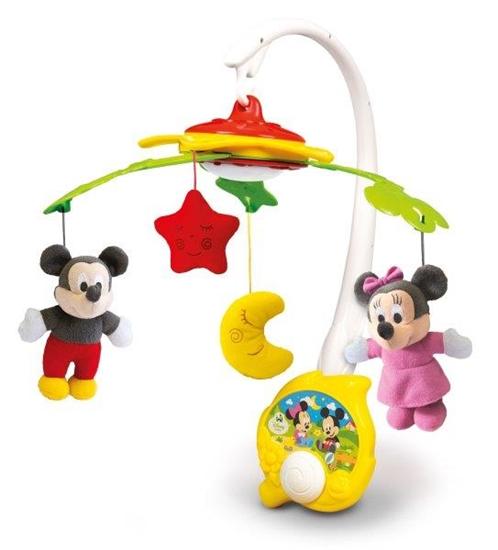 Clementoni Karuzelka Lampka 2in1 Mickey 14374 (14374 CLEMENTONI)